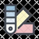 Architect Color Construction Icon