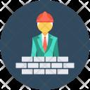 Architect Construction Engineer Icon