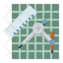 Compasses Tools And Utensils Drawing Icon