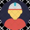 Engineer Avatar Worker Icon