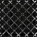 Architect Paper Graph Paper Washi Tape Icon