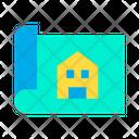 Architect Plan Icon