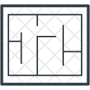 Architectural Project Construction Icon