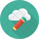 Architecture Cloud Computing Icon