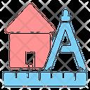 Architecture Design Tools Home Icon