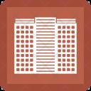 Architecture Building Construction Icon