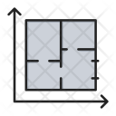 Architecture Building Map Icon