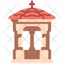 Architecture Medieval Building Icon