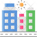 Architecture Building Apartment Icon