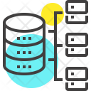 Architecture Data Database Icon