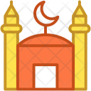 Architecture Building Mosque Icon