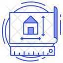 Architecture Plan Icon