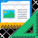 Architecture Site Web Design Web Template Icon