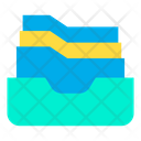 Achivement Collection Mail Box Icon