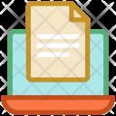 Archive Data Storage Icon