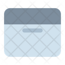 Archive Documents Box Icon