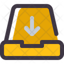 Archive Download Catalog Icon