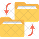 Archive Backups Copy Folder Icon