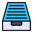Archive Document Library Icon