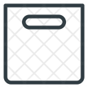 Archive Mailbox Document Icon