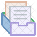 Archive Box Office Icon