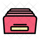 Archive Folder Storage Icon