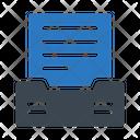 Archive Cabinet Files Icon