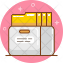 Archive Office File Icon