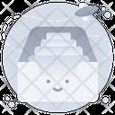 Dossier Binder Archive Icon