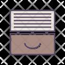Archive Storage Data Icon