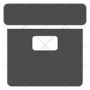 Box Archivement File Drawer Icon