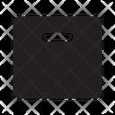 Archive Box Icon