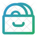 Document Manager Disc Icon