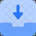 Archive Download Folder Loading Folder Save Icon