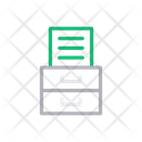 Archive Drawer Cabinet Icon
