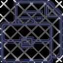 Zip Compress Rar Icon