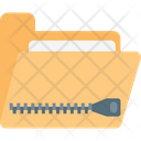 Archive File Archive Zip Zip Extension Icon