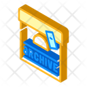 Archive Pack Icon