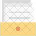Archives Binders File Icon
