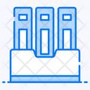 Archives File Shelf Folder Icon