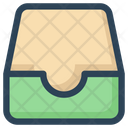 Archives Data Document Icon