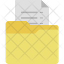 Archives Documents File Folder Icon