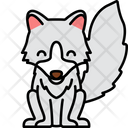 Arctic Fox Arctic Fox Icon