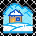 Arctic House Antarctic Icon