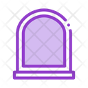 Arcuate Window Pvc Icon