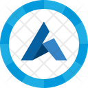 Ardor Ardor Cryptocurrency Blockchain Icon