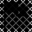 Area Flag Location Icon