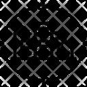 Area City Lockdown Icon
