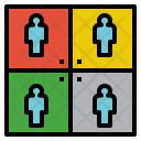 Area Space Room Icon