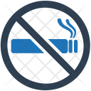 Area Cigarette No Icon